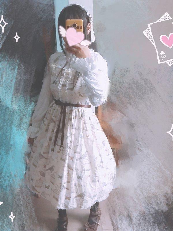 是吃荤的兔子RT以「Lolita」为主题投稿的照片(2018/06/27)
