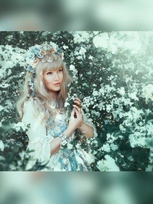 是Alexandra Dorothea以「Lolita fashion」为主题投稿的照片(2018/06/28)