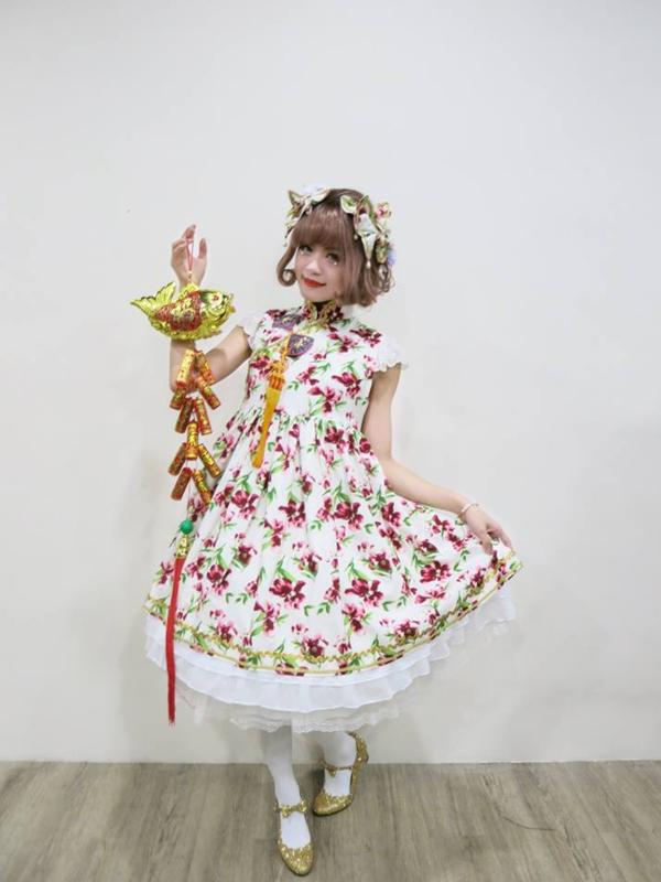 是林南舒以「Creme brulee お針子里紗」为主题投稿的照片(2018/06/28)