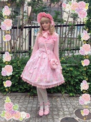 bubblegumribbonの「Angelic pretty」をテーマにしたコーディネート(2016/07/13)
