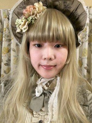 浜野留衣's 「Green」themed photo (2018/06/30)