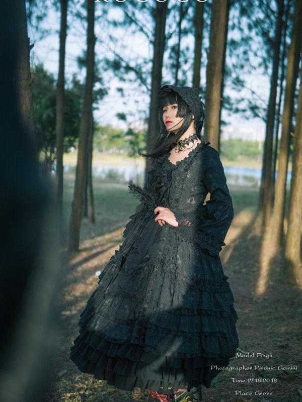沉迷于红茶和啵酱的风璃の「Lolita」をテーマにしたコーディネート(2018/06/30)