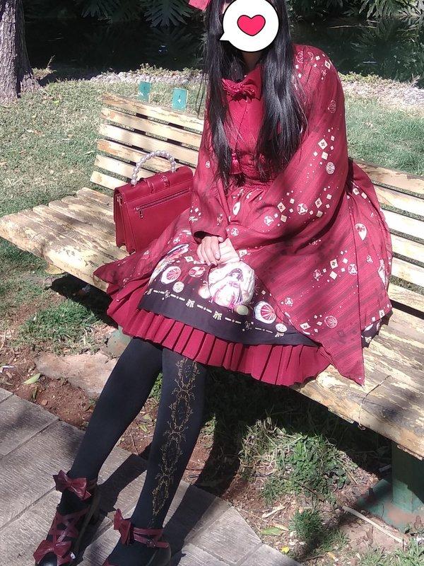 沉迷于红茶和啵酱的风璃's 「Lolita」themed photo (2018/06/30)