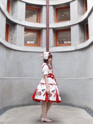 Aricy Mist 艾莉鵝の「Lolita」をテーマにしたコーディネート(2018/07/02)