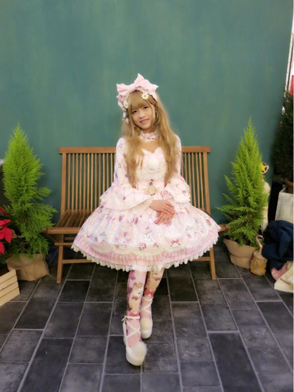林南舒's 「Angelic pretty」themed photo (2018/07/02)