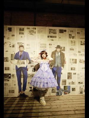林南舒の「Angelic pretty」をテーマにしたコーディネート(2018/07/02)