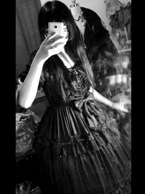 沉迷于红茶和啵酱的风璃の「Lolita」をテーマにしたコーディネート(2018/07/02)