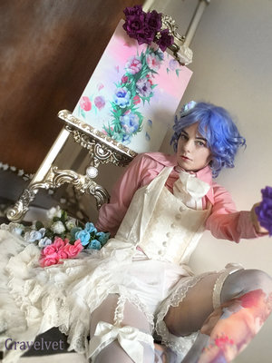 Gravelvet's 「Lolita fashion」themed photo (2018/07/03)