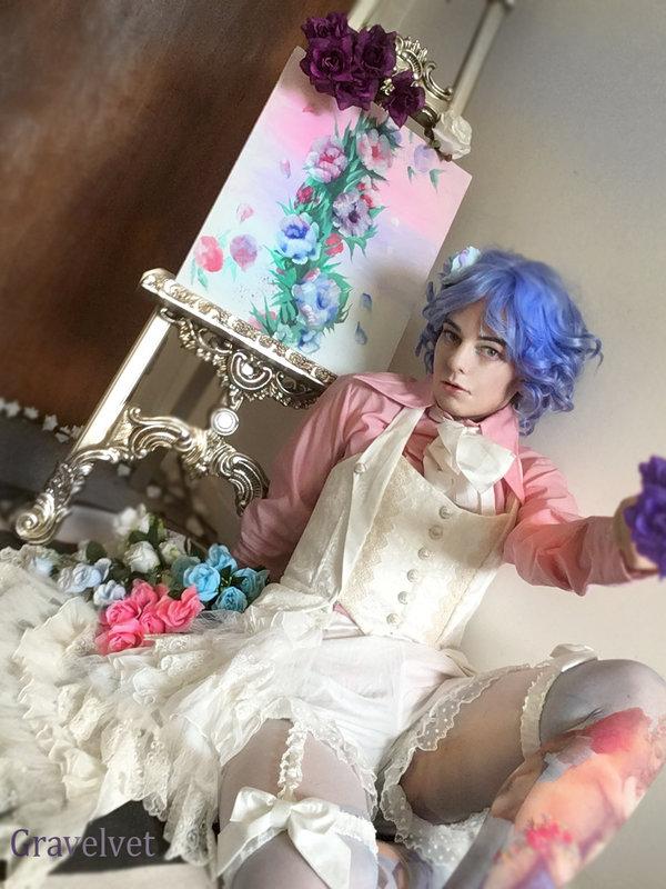 是Gravelvet以「Lolita fashion」为主题投稿的照片(2018/07/03)
