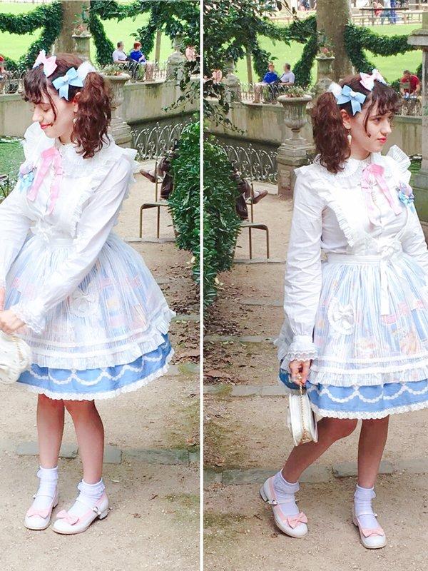 是Nady以「Lolita」为主题投稿的照片(2018/07/03)