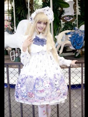 林南舒の「Royal Princess Alice」をテーマにしたコーディネート(2018/07/03)