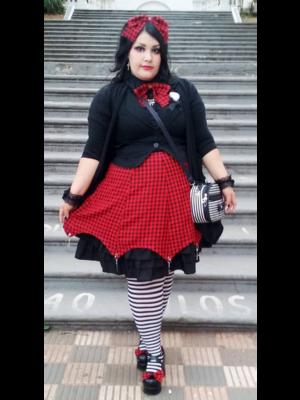 Bara No Himeの「Lolita fashion」をテーマにしたコーディネート(2018/07/03)