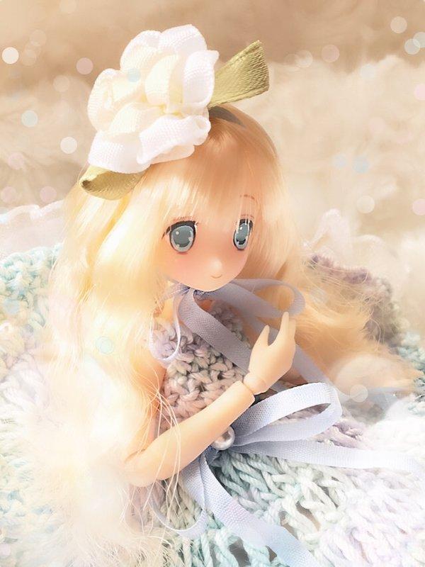 是Lucia以「doll」为主题投稿的照片(2017/02/18)