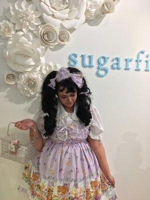 Momonaの「Sweet lolita」をテーマにしたコーディネート(2017/02/20)