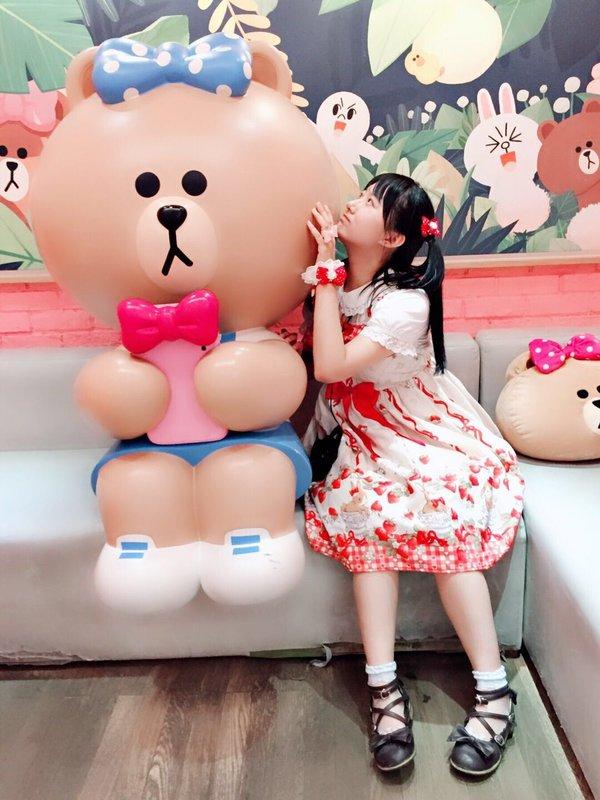shiina_mafuyuの「Lolita」をテーマにしたコーディネート(2018/07/06)