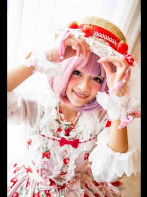 林南舒の「Angelic pretty」をテーマにしたコーディネート(2018/07/06)