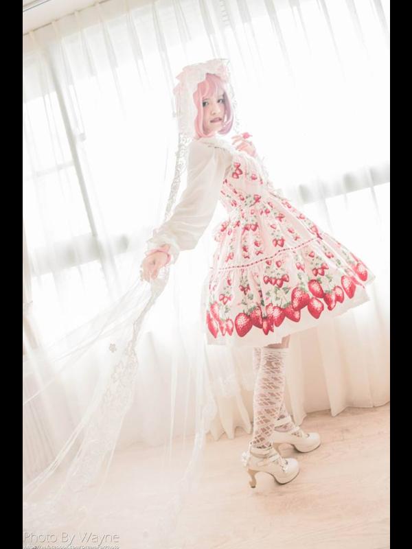 林南舒's 「Angelic pretty」themed photo (2018/07/06)