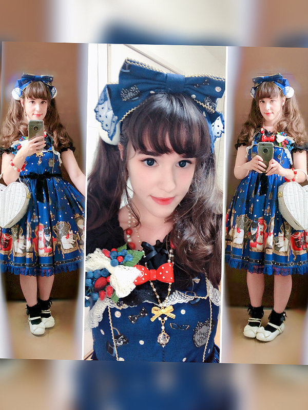 Kay DeAngelis's 「Angelic pretty」themed photo (2018/07/08)