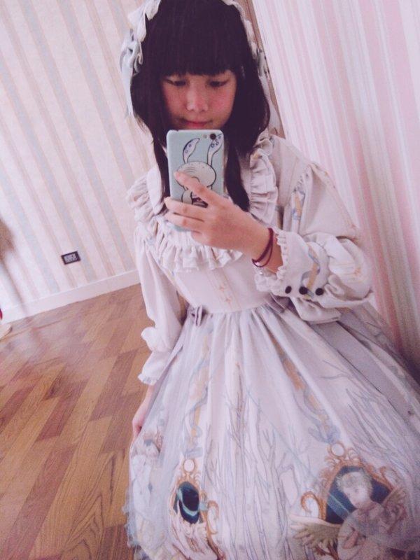 章渔歌姬の「Lolita」をテーマにしたコーディネート(2018/07/08)
