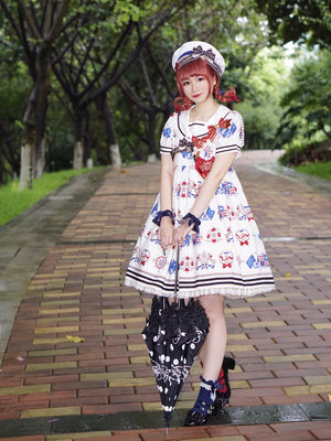 彻丽_赞比's 「Angelic pretty」themed photo (2018/07/09)