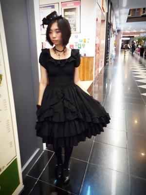是Xiao Yu以「Lolita」为主题投稿的照片(2018/07/10)