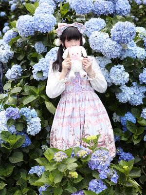 Sayuki's 「Sweet lolita」themed photo (2018/07/10)