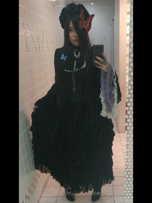 是蝶華以「Gothic」为主题投稿的照片(2018/07/11)