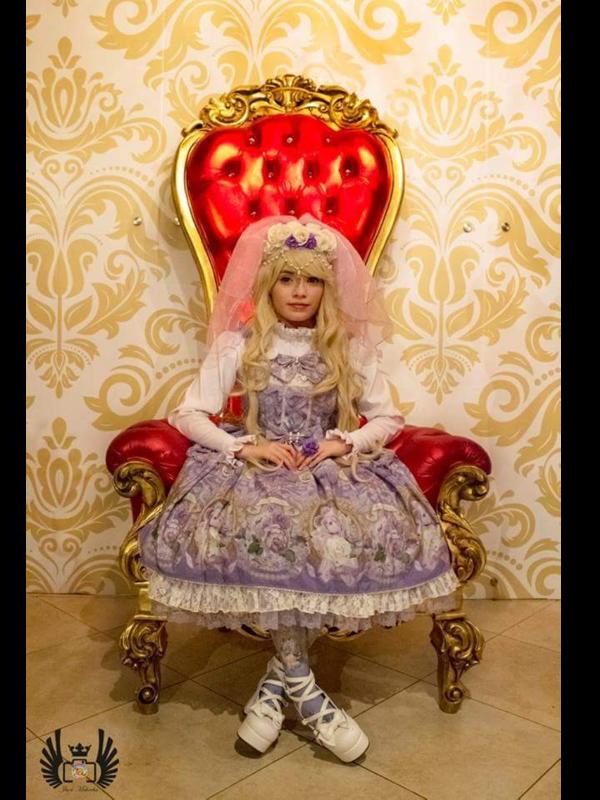 KeruAyakashi's 「Angelic pretty」themed photo (2018/07/12)
