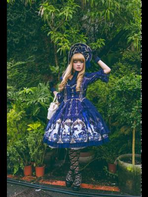 林南舒の「Angelic pretty」をテーマにしたコーディネート(2018/07/13)