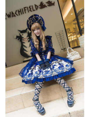是林南舒以「Angelic pretty」为主题投稿的照片(2018/07/13)