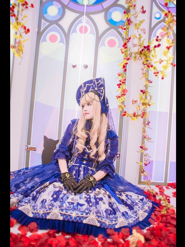 林南舒's 「Angelic pretty」themed photo (2018/07/13)