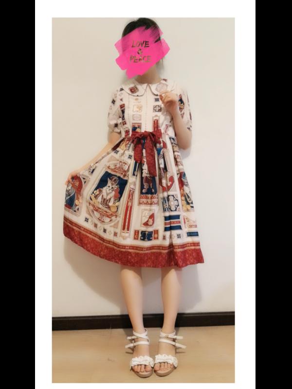 柒実Nanamiの「Lolita」をテーマにしたコーディネート(2018/07/13)