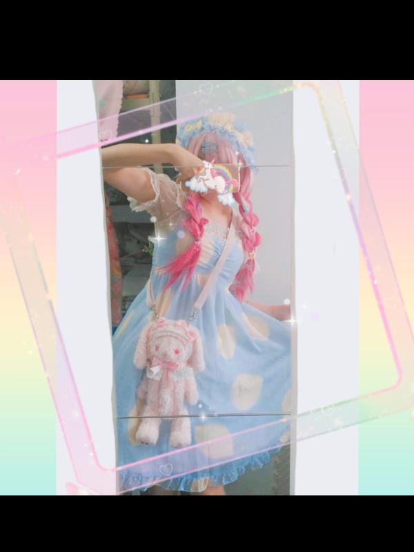 是魚呀🐟's 「Lolita fashion」themed photo (2018/07/13)