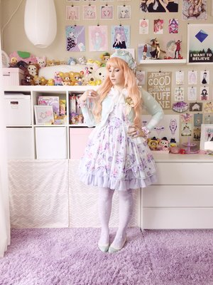 bububun's 「Angelic pretty」themed photo (2017/02/28)
