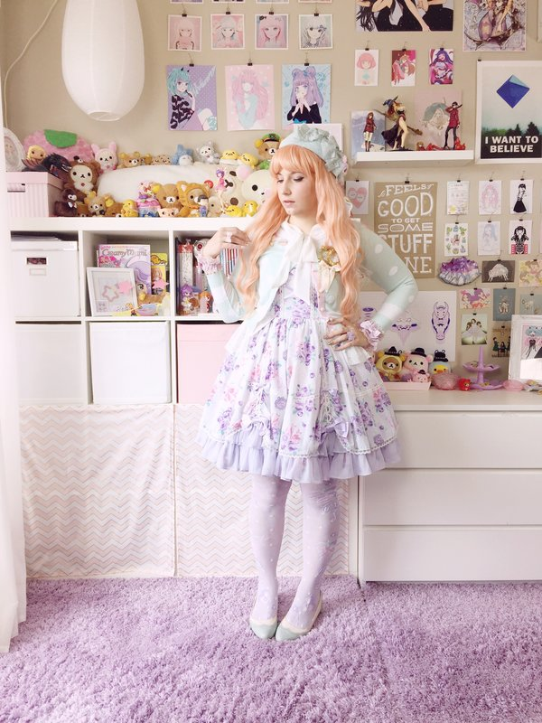 是bububun以「Angelic pretty」为主题投稿的照片(2017/02/28)