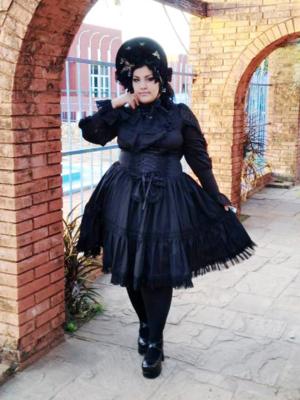 是Bara No Hime以「Lolita fashion」为主题投稿的照片(2018/07/14)