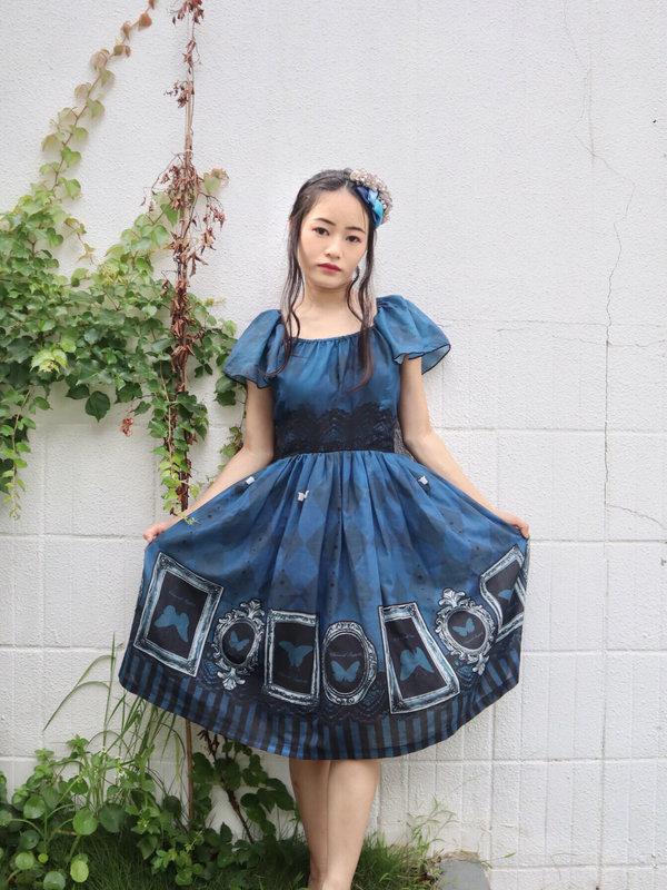 nauYieM9406's 「classic-lolita」themed photo (2018/07/14)
