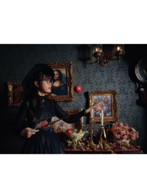 Riipinの「Juliette et Justine」をテーマにしたコーディネート(2018/07/15)