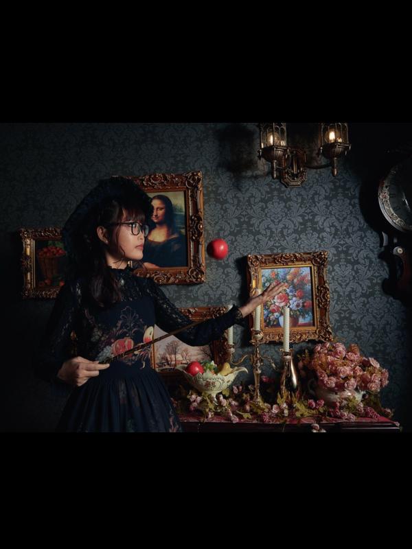 Riipin's 「Juliette et Justine」themed photo (2018/07/15)