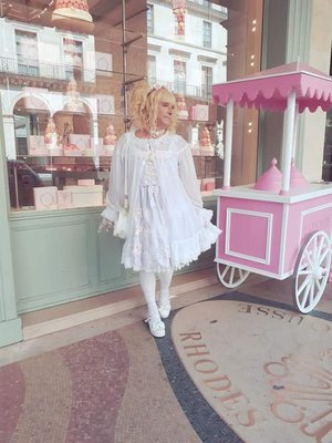 Anaïsseの「Angelic pretty」をテーマにしたコーディネート(2018/07/15)