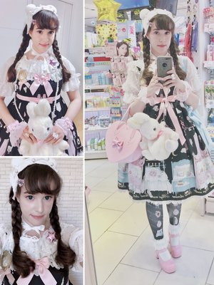 Kay DeAngelis's 「Angelic pretty」themed photo (2018/07/15)