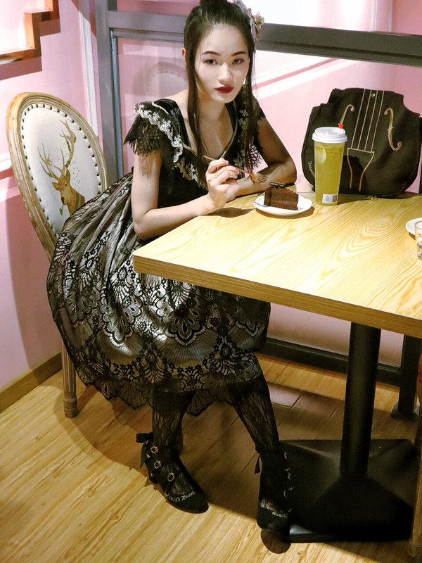 nauYieM9406's 「Classic Lolita」themed photo (2018/07/16)