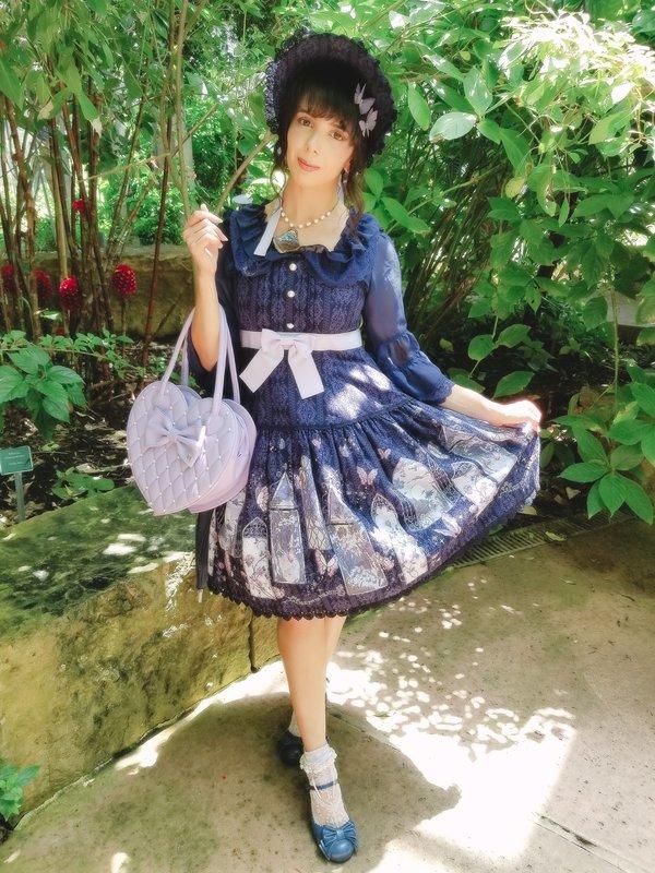 Eugenia Salinasの「Lolita」をテーマにしたコーディネート(2018/07/17)