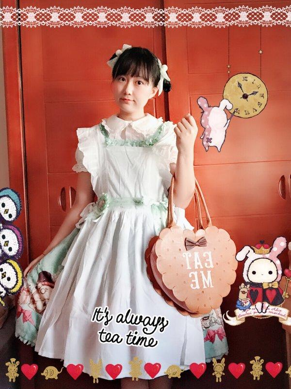 是shiina_mafuyu以「Lolita」为主题投稿的照片(2018/07/18)
