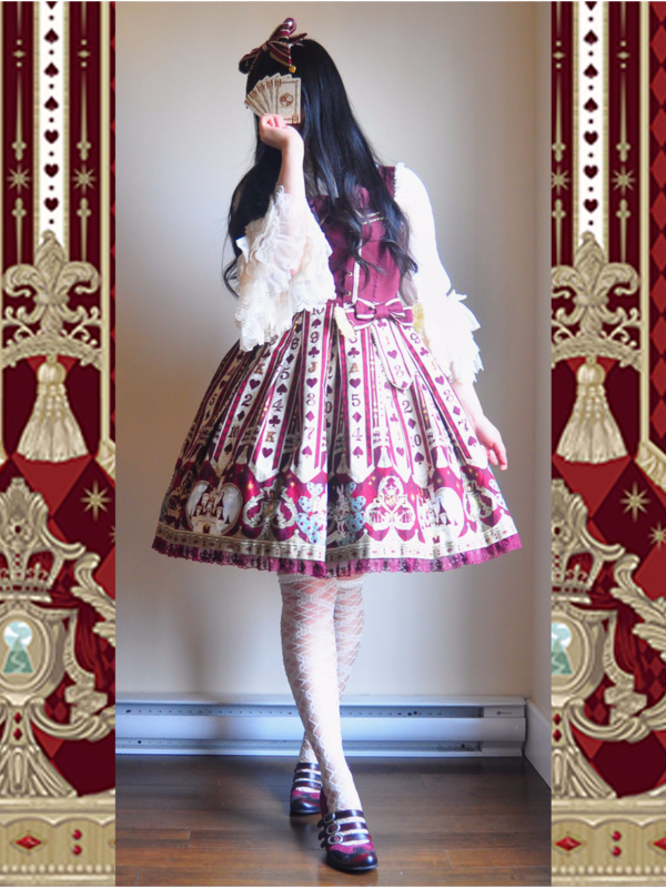 apple's 「Angelic pretty」themed photo (2018/07/19)