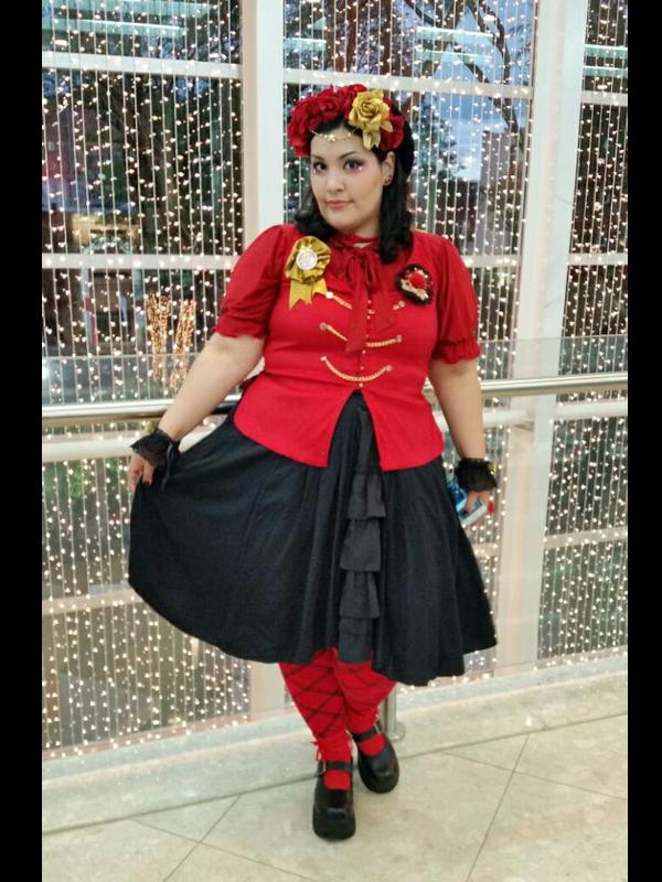 是Bara No Hime以「Lolita fashion」为主题投稿的照片(2018/07/19)
