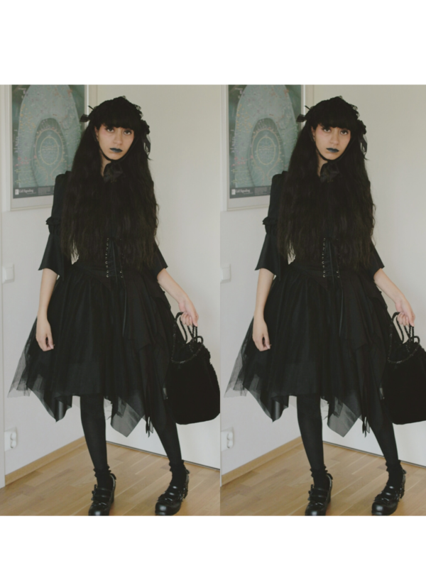 Fortune Tea Lady's 「Lolita」themed photo (2018/07/19)