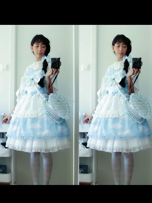 Fortune Tea Ladyの「Lolita fashion」をテーマにしたコーディネート(2018/07/19)