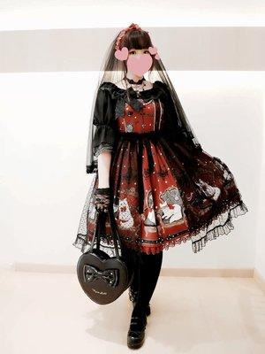黒猫の日常's 「Angelic pretty」themed photo (2017/03/03)