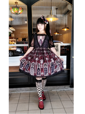 Sayuki's 「Lolita fashion」themed photo (2018/07/20)
